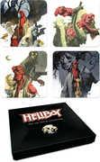 Hellboy Coaster Set