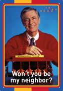 Mr Rogers Neighbor Tin Sign
