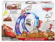 Mattel - Disney Cars - Cars Miss Fritter's Smash 'N' Crash Challenge Playset
