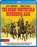 The Great Northfield Minnesota Raid , Cliff Robertson