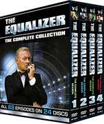 The Equalizer: The Complete Collection , Keith Szarabajka