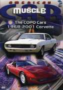 American Musclecar: The Copo Cars & 68-2001 , Tony Messano