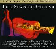 Anthology of the Spanish Guitar /  Various [Import] , Various Artists