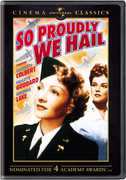 So Proudly We Hail , Claudette Colbert