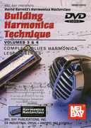Building Harmonica Technique: Volume 3 and 4 , David Barrett