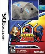 Kung Zhu: Hamster  for Nintendo DS