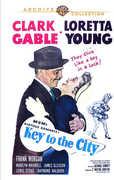 Key to the City , Clark Gable