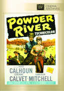 Powder River , Rory Calhoun