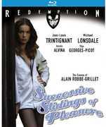 Successive Slidings of Pleasure , Anicée Alvina