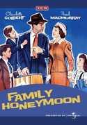 Family Honeymoon , William Daniels