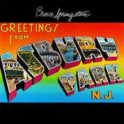 Greetings from Asbury Park N.J. , Bruce Springsteen