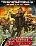 Go Tell the Spartans , Burt Lancaster