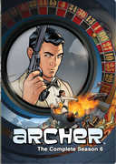 Archer: The Complete Season Six , H. Jon Benjamin