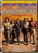 The Professionals , Burt Lancaster