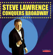 Steve Lawrence Conquers Broadway , Steve Lawrence