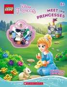 Lego Disney Princess: Meet the Princesses: Activity Book withMinibuild