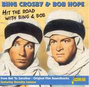 Hit the Road with Bing Crosby & Bob Hope [Import]