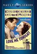 Love Me Tonight , Maurice Chevalier