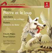 Prokofiev: Pierre Et Le Loup [Import] , F. Poulenc