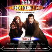Doctor Who: Series 4: (Original Television Soundtrack) , Various Artists