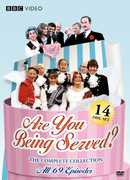 Are You Being Served?: The Complete Collection , Nicholas Smith