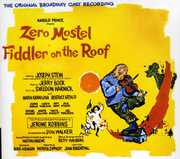 Fiddler On The Roof , Broadway Cast