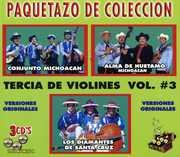 Tercia De Violines, Vol. 3 , Various Artists