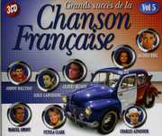 Grand Succes de la Chanson Francaise 5 /  Various [Import] , Various Artists