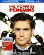 Mr Popper's Penguins , Jim Carrey