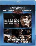 Rambo: First Blood II /  Rambo: First Blood III , Sylvester Stallone