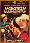 Monogram Cowboy Collection: Volume 1 , Johnny Mack Brown