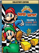 The Super Mario Bros Super Show! Volume 1