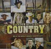 Random Acts of Country [Import] , Random Acts of Country