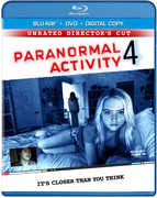 Paranormal Activity 4 , William Juan Prieto