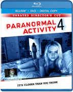Paranormal Activity 4 , William Juan Prieto
