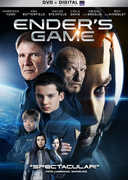 Ender's Game , Asa Butterfield