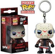 FUNKO POCKET POP! KEYCHAIN: Horror - Jason Voorhees