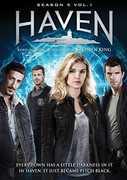 Haven: Season 5 Volume 1 , Eric Balfour