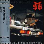 Built to Destroy , Michael Schenker