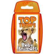 Baby Animals Top Trumps