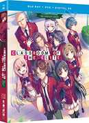 Classroom Of The Elite: The Complete Series , Justin Briner