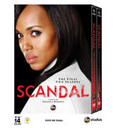 Scandal: The Complete Sixth and Seventh Seasons , Kerry Washington