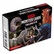 Dungeons & Dragons Spellbook Cards: Monsters 6-16 (D&D Accessory) (Dungeons & Dragons, D&D)