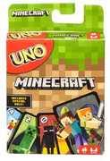 Mattel - Card Games - UNO Minecraft