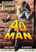 4D Man , James Congdon