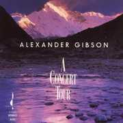 Concert Tour , Alexander Gibson