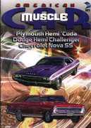 American Muscle Car: Plymouth Hemi 'Cuda, Dodge Hemi Challenger /  Chevrolet Nova SS , Tony Messano