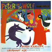 Peter & the Wolf , M rio Rossi