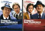 The Streets of San Francisco: Season 4 Volume 1 & 2 2-Pack , Karl Malden