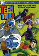 Teen Titans: The Complete Fifth Season , Greg Cipes